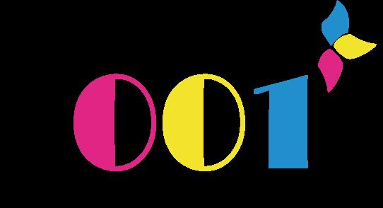 1001 couleurs